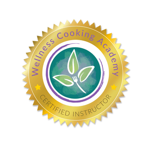 Certified Instructor Wellness Cooking Academy