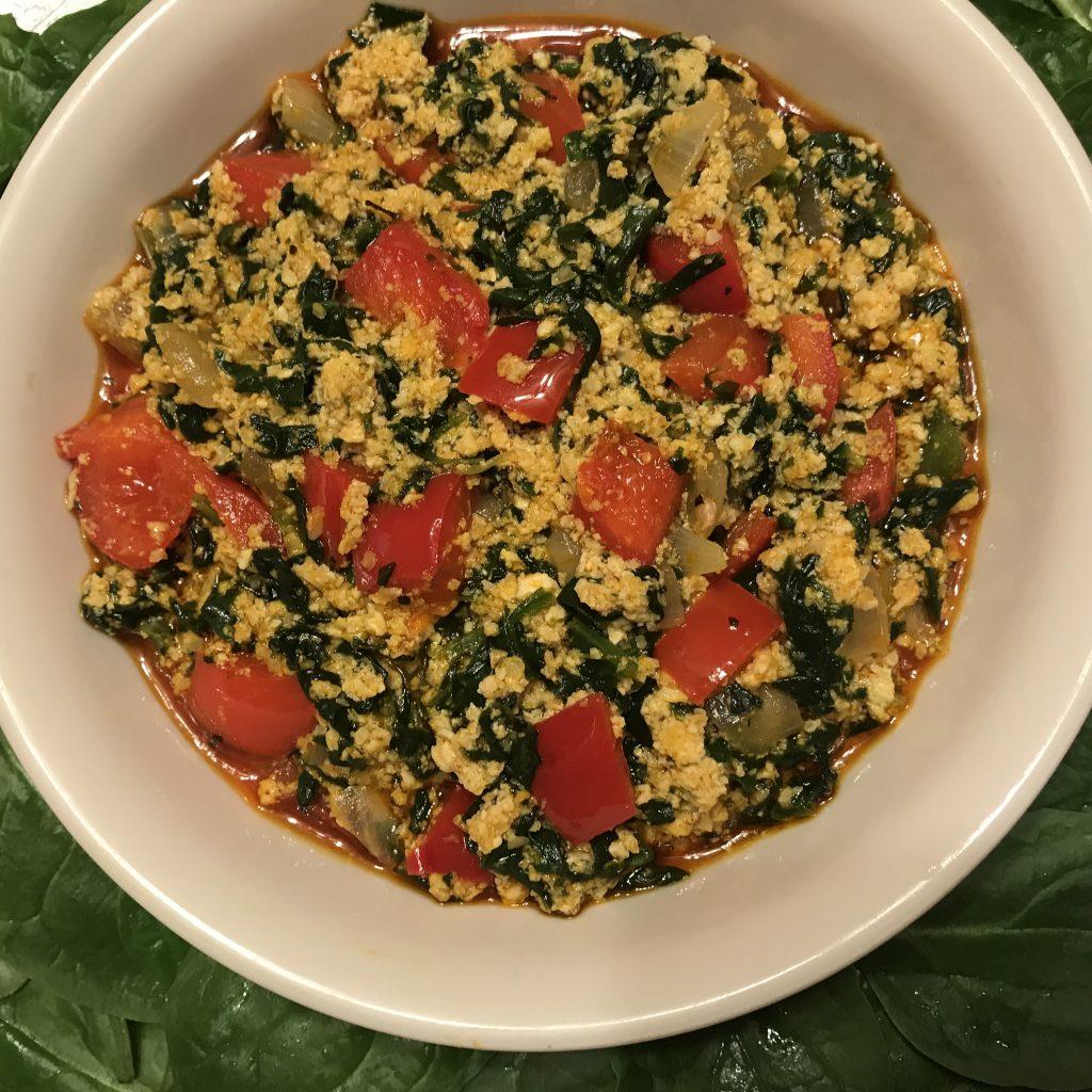 Vegan Egusi Stew